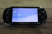 Sony PSP 1000 Console Piano Black Japan i99