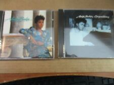 2 CDs preowned: ANITA BAKER (see description) VG Free Shipping