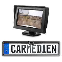 Auto KFZ PKW Einparkhilfe Parkhilfe mit Rückfahr Kamera Rückfahrtkamera Camera 4