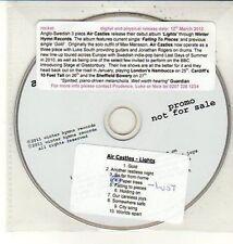 (DC850) Air Castles, Lights - 2012 DJ CD