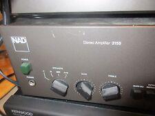 Nad 3155 Vintage Stereo Verstärker
