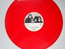 """KISS,I WAS MADE FOR LOVIN' YOU/CHARISMA. FRENCH IMPORT 12""""RED VINYL"""