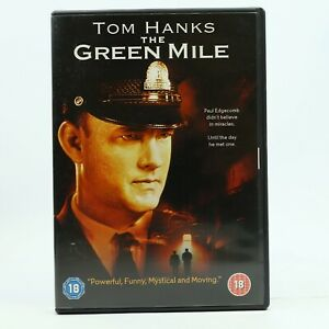 The Green Mile 1999 Tom Hanks DVD R4 GC Free Tracked Post R2