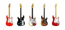 Célèbre fender stratocaster guitars #1 carte de vœux, dl taille