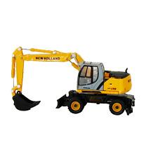 Excavadora Compacta New Holland WE170 Escala 1:87 - MAQ004