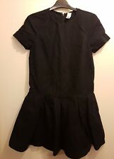 Dark Indigo GAP Short Sleeve Cotton  Spring  Swing Dress Size XS