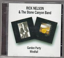 RICK NELSON - garden party / windfall CD