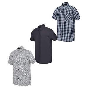 Regatta Herren Outdoorhemd Wanderhemd Funktionshemd Mindano V RMS141