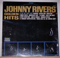 Johnny Rivers - Golden Hits - 1967 Vinyl LP Record Album - Excellent