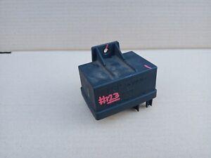 Fiat Doblo 2006 - 2009 1.9 Multijet Diesel Glow Plug Relay 55199051