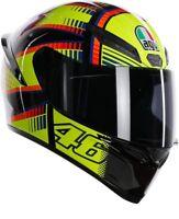 AGV K-1 Valentino Rossi Soleluna casco integrale pista