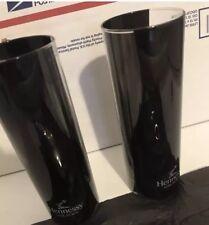 Hennessy Black TALL Shot Glasses Set Of 2