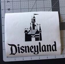 Disneyland Castle Sleeping Beauty Castle Vinyl Decal For Cars Windows Laptops