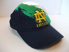 Notre Dame Irish Hat Multi Color Snapback Baseball Cap