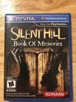 Silent Hill: Book of Memories (Sony PlayStation Vita, 2012)