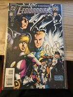 Legionnaires #0 - 1st appearance of XS- VF/NM