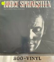 "BRUCE SPRINGSTEEN ~ Brilliant Disguise ~ 12"" Single PS + POSTER Ex+ Con"