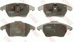 TRW Front Brake Pad Set GDB1605 for PEUGEOT 307 (3A/C) 2.0 16V