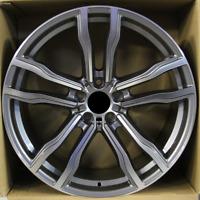 4x 20 Zoll Felgen für BMW X5/E53/E70/F15, X6/E71/F16 10-11J 612 design Alufelgen