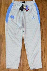 Mens UNC North Carolina Tar Heels Nike Jordan Spotlight Performance Pants Large