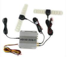 Freeview Car TV receiver box digital DVB-T MPEG4 play MP4 free aerial HDMI H.264