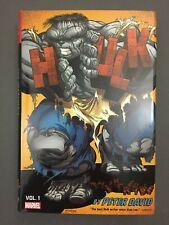 HULK OMNIBUS 1 HARDCOVER Marvel Comics VARIANT HC, McFarlane, Spawn, Wolverine