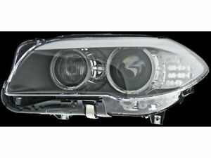 For 2012-2014 BMW 528i xDrive Headlight Assembly Left Hella 17335PD 2013