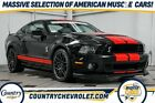 2013 Ford Mustang Shelby GT500 2013 Ford Mustang Shelby GT500 27470 Miles Black 2D Coupe 5.8L V8 32V Supercharg