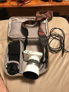 Nikon 1 J3 14.2MP Digital Camera - White (Kit w/ VR 10-30mm and VR 30-110mm...