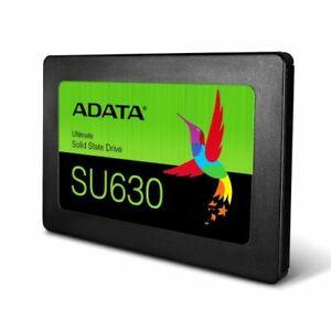 """ADATA Ultimate SU630 SSD 240/480/960/1920/3840GB 2.5"""", SATA3 lot -OFFICIAL STOCK"""
