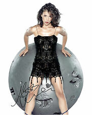 Charmed Pre-Printed Autographed TV Memorabilia