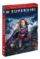 SUPERGIRL - STAGIONE 3 (5 DVD) ITALIANO, NUOVO