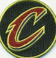 CLEVELAND CAVALIERS  iron on embroidered  PATCH BASKETBALL NBA JAMES PATCHES