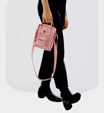 """Fjällraven Kånken Sling Bag /  (Color: Berry Pink 9"""" x 11"""" x 4"""""""