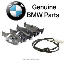 For BMW E90 E92 E46 325 328 330 Z4 Rear Brake Pad Set w/ Sensor 1093mm Genuine