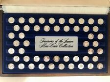 Franklin Mint- Treasures of the Louvre Mini-Coin Collection