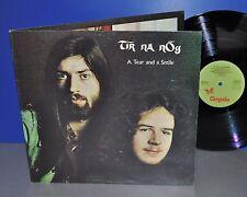 Tir Na Nog A Tear and a Smile D green Chrysalis 1st press FOC Vinyl LP perfect