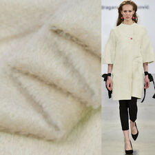 100% wool fabric the reverse side is weave style beige color 650g/meter,WF088