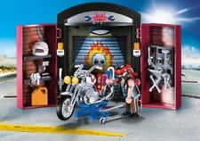 Playmobil 9108 Bike Shop Play Box