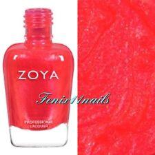 ZOYA ZP900 JOURNEY shimmering strawberry red nail polish ~ WANDERLUST Collection