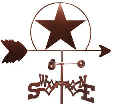 Lone Star Weathervane (Roof Mounting Included)
