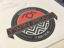 Twin Peaks Emblem T-Shirt - David Lynch Black Lodge Inspired Tee by Rev-Level