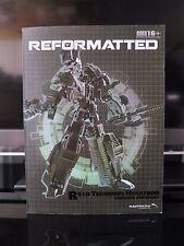 Transformers Masterpiece REFORMATTED R-01D TERMINUS HEXATRON SHADOW EMISSARY MIB