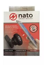 Smart Mount Nato Iphone Samsung cellphones tablets iPad galaxy windshield mount