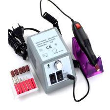 Professional Electric Acrylic Nail Art File Drill Set Manicure Machine Sand Kit~