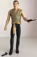 "Art Asylum STAR TREK Mirror KIRK 7"" Action Figure Loose Wave Two"