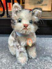 STEIFF SUSI cat gatto Katze peluche orsetto vintage