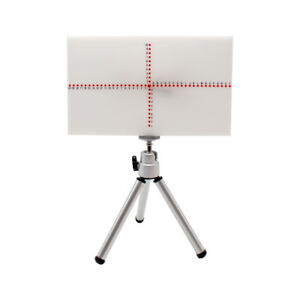 Torrington Block Phoria Strabismus AC/A Optometry Test Tools with Tripod Stand