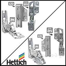 HETTICH 3363 3362 5.0 41,5 Fridge Door Hinges Integrated Upper Left Lower Right
