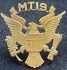 Original US Military Transport inland Transportation - Waterways Unit Cap Badge